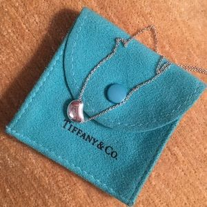 Tiffany&Co. Bean Necklace