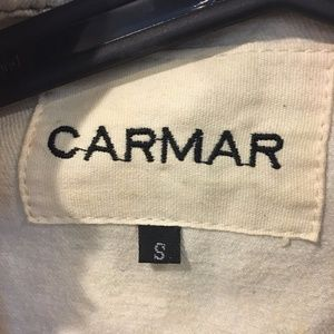 Carmar Jackets & Coats - Carmar patched jean jacket