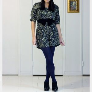 French Connection UK Style Fall Floral Romper