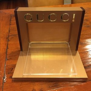 Authentic Gucci Display!