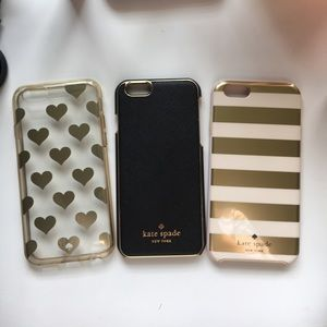 Kate Spade iPhone cases for the 6/6s