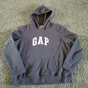 2 GAP, pull-over hoodies