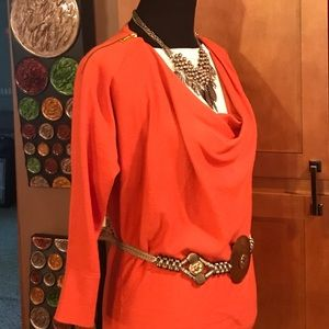 Michael Kors Orange sweater
