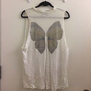 Wildfox Butterfly Tank