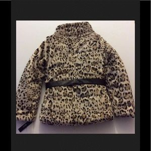 BCX Jackets & Coats - BCX Girl Faux Fur Coat Girls Sz Medium Fits 10-12