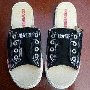 Converse All Star Cut Away Sport Sandal Sneakers