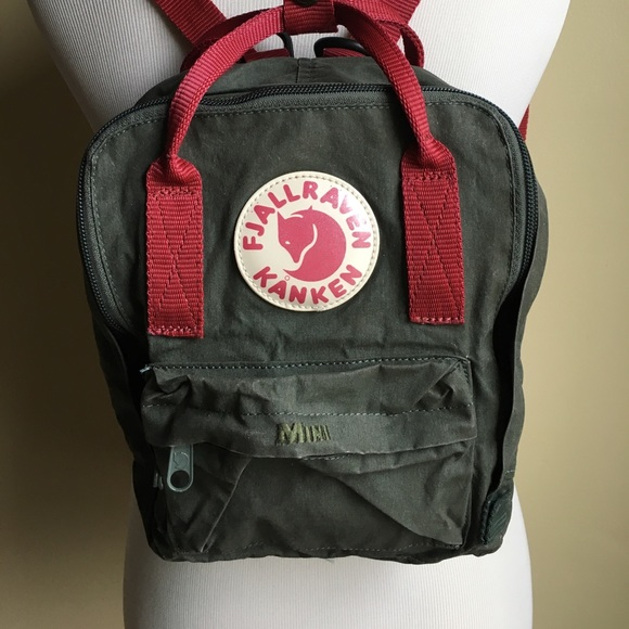 393bc3b41 Fjallraven Handbags - Fjallraven Kanken Mini Backpack