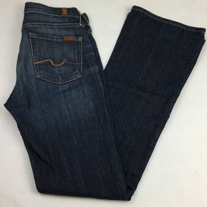 7 For All Mankind Jeans Size 25