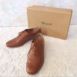 MADEWELL Oxford Shoes