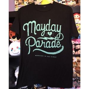 MayDay Parade Shirt