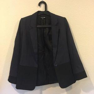 Gianni Bini black two tone blazer