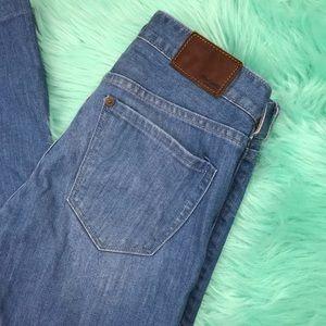 Madewell flare jeans sz 24