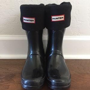 HUNTER Original Gloss Short Rain Boots