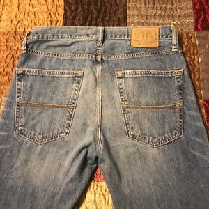 Abercrombie and fitch 31x32 jeans