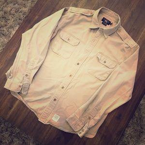 RRL general utility shirt