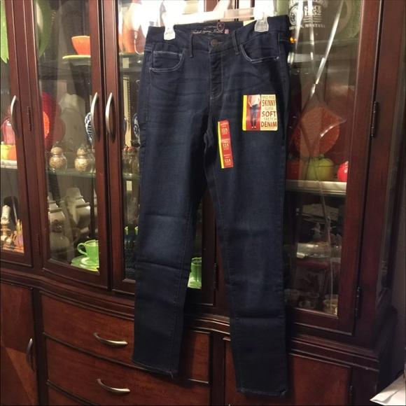 a487ea7dea2256 Faded Glory Pants | New Womens Skinny Jeans Size 12a | Poshmark