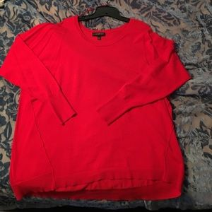 Red sweater 22/24