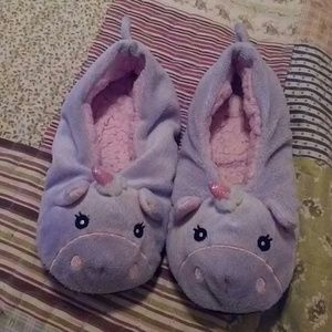 Other - Unicorn Slippers