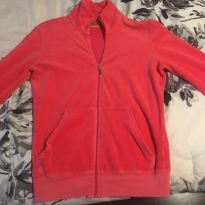 Juicy Couture Zip-up Size Small