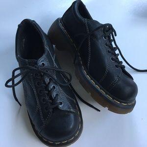 EUC Doc Marten leather shoes