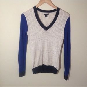 SALE! Tommy Hilfiger Sprinkles Cable Knit Sweater