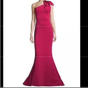 Jovani Fuschia Pink Purple 8 Stunning Mermaid Gown