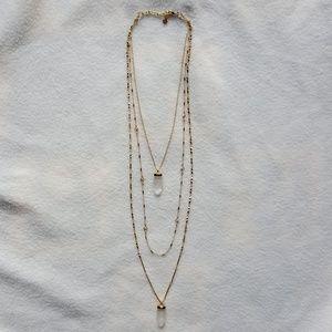 Stella & Dot Aria Pendant Necklace