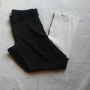 Gym crop leggings