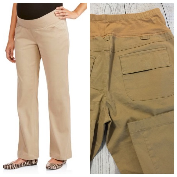 62915264339d6 A Pea in the Pod Pants | Vince Maternity A Pea In A Pod Largel ...