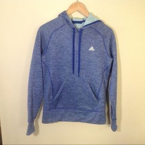 Adidas Space-Dyed Hoodie w/Thumbholes!