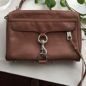 Rebecca Minkoff Mini Mac crossbody bag!