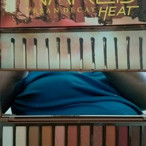 New urban decay Naked heat palette