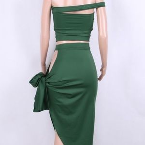 Dresses & Skirts - Two-piece set
