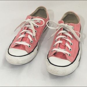 Converse All Star sneakers pink 8