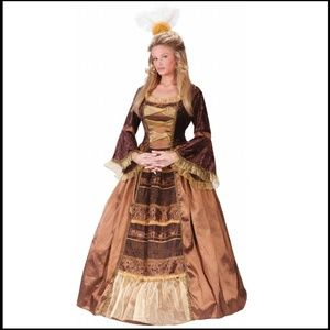 Women Medieval Halloween Costume