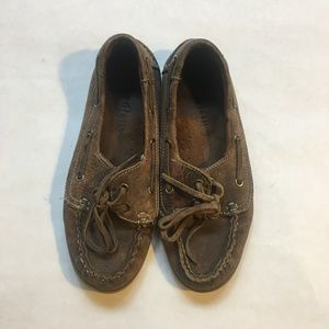 Bed Stu | Distressed Boat Shoes 100% leather