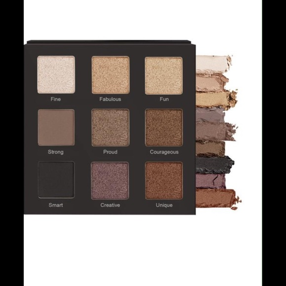 real her Makeup - Real Her Eye Palette  I - Nude Collections NIB