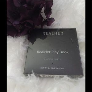 🆕 Real Her Eye Palette  I - Nude Collections