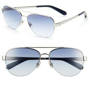 NWT Kate Spade Aviator Marion-M Sunglasses