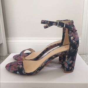 Jessica Simpson heels- worn once and GORGEOUS!!
