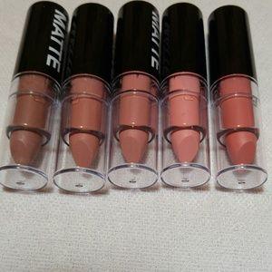 ✨ Matte Lipsticks