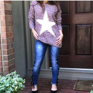Sweaters - 🆕 Paris star sweater