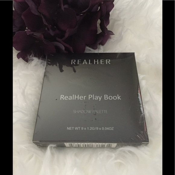 real her Makeup - 🆕 Real Her Eye Palette II- Do Your Squats