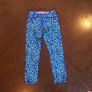Zella girls workout pants size x-small 5-6