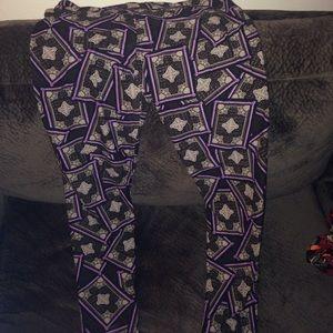 Tc magic carpet leggings