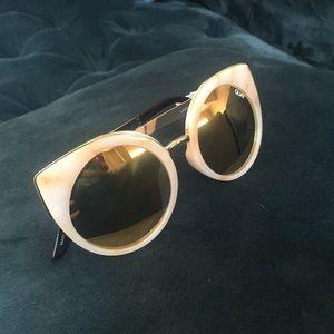 Quay Australia 'Last Dance' cat-eye sunglasses