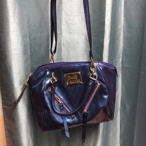 Metallic Blue Juicy Couture Purse! still available