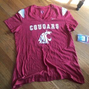 NWT nike washington State cougars t shirt