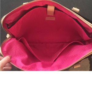 promo code 82dce 67597 Kate Spade Purse / Laptop Bag - fits up to 17 inch