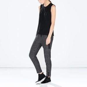 Zara Trendy Joggers Sz Small